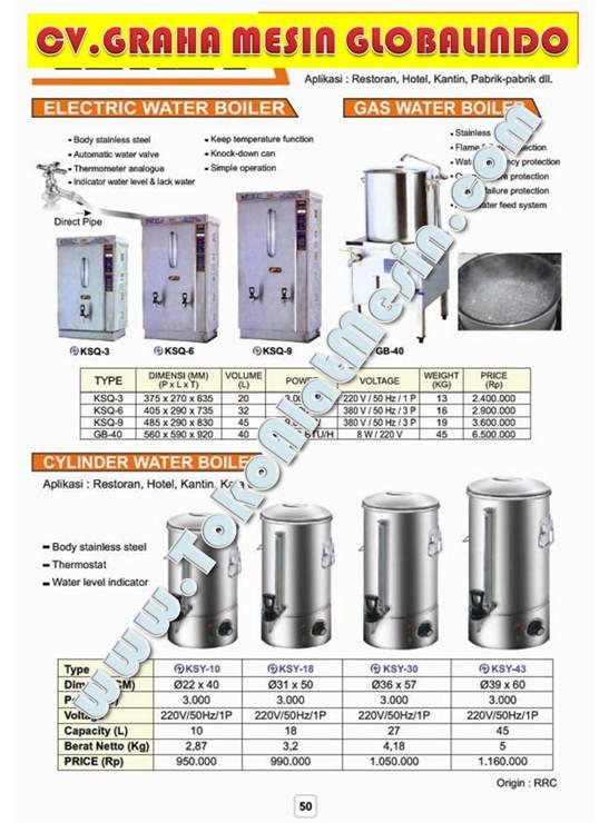 14%20Water%20boiler%201 Alat Pemasak Air   Mesin Pemanas Air   Alat Untuk Memasak Air   Water Boiler