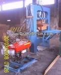 Mesin Cetak Genteng Beton, Batako, Genteng Press, Paving Block Stone