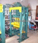 Mesin Press Paving dan Mesin Cetak Batako Manual