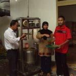 Pembuatan Dodol Jenang Durian dan Dodol Waluh