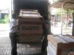 Pengiriman Mesin Surabaya Mesin Es Batu 350 Kg