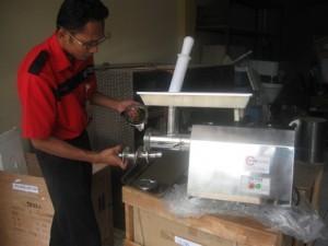 Quality Control Mesin Bakso Gilingan Daging Bagi Pengusaha Bakso