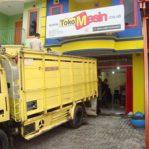 Pengiriman Mesin Pengering (Box Dryer), Pengukur Kadar Air, Timbangan Presisi, dll Ke Kupang Nusa Tenggara Timur