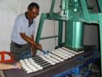 Pembuatan Krupuk Dengan Mesin Kerupuk Skala Usaha Industri Rumah Tangga
