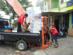Mesin Snack Chips dan Butiran AW 6035 Dikirim Ke Kalimantan Tengah