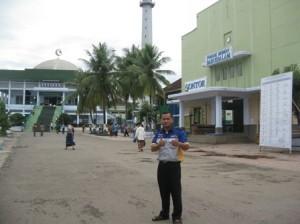 Training Mesin Rice Cooker dan Steamer Penanak Nasi Untuk Asrama dan Pondok Gontor Indonesia