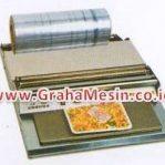 Mesin Wrapping Plastik HW 450 Alat Pembungkus Styrofoam