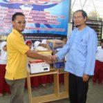 BAKTI SOSIAL Graha Mesin .com Kepada Yayasan Khoiru Ummah Malang