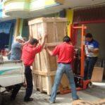 Blood Bank Refrigerator – Pengiriman Mesin Kalimantan