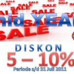 Harga Mesin Murah – DISKON 5-10 % – Mid Year Sale GRAHA MESIN