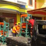 Mesin Press Batako Alat Pembuat Paving dan Batu Bata Cor