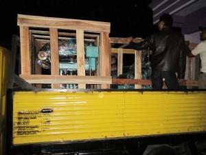 Mesin Kerupuk dikirim ke Ternate – Pencetak Krupuk