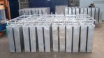 Pembuatan Mesin Es Balok Untuk Pabrik Es / Ice Plant 15ton/hari