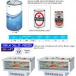 Display Cooler | Can Cooler | Display Chiller Frezer | Display Cooler | Wine Cooler | Beer Cooler