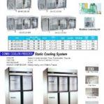 Glass Door S/S Under Counter