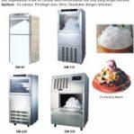 Snow Ice Maker | Flake Ice Maker