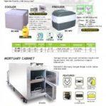 Transportation Cooler & Freezer