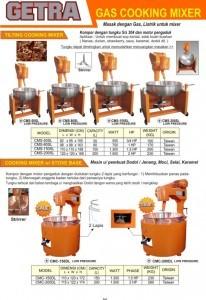 Gas Cooking Mixer