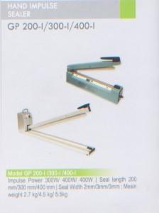 Hand Impulse Sealer