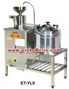 Mesin Pembuat Susu Kacang Kedelai | Mesin Susu Higienis