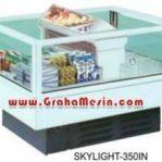 Tempat Penyimpan Ice Cream dan Makanan Beku | Sky Light Cabinet