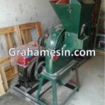 Mesin Penepung | Alat Penggiling Biji-bijian | Disc Mill