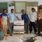 Training Mesin Penanak Nasi -Rice Cooker- Asrama Pondok Gontor Darussalam Ponorogo