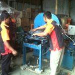 Mesin Pencetak Genteng | Mesin Genteng Beton | Cetak Genting Cor