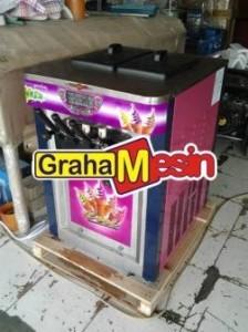 Mesin Es Krim 3 Rasa | Mesin Ice Cream Surabaya Gresik Sidoarjo