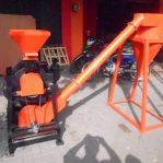 Jual Hammer Mill Silo Canggih / Membuat Tepung ikan Dengan Hummer Mill