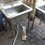 Mesin Pencuci Tangan Sistem Pedal Murah / Mesin Cuci Tangan Otomatis