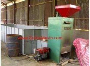Mesin Box Dryer Pengering Gabah Serbaguna