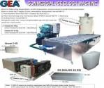 Harga Jual Mesin Es Balok Import / Mesin Es Batu Balok Murah
