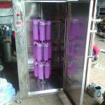 Pemesanan Mesin Centrifugal VCO: Alat Pemutar Botol Santan Kelapa