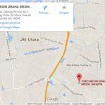 Alamat Graha Mesin Jakarta | Lokasi Toko Mesin Di Jakarta