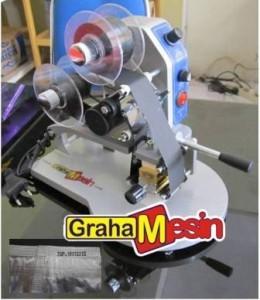 Alat Pencetak Kode Produksi Barang / Mesin Cetak Tanggal Kadarluarsa