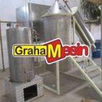 Mesin Destilasi Minyak | Alat Penyuling Minyak | Mesin Minyak Murni