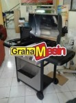 Mesin Gas Barbeque | Mesin Pemanggang Daging | Alat BBQ Praktis