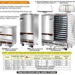 Jual Steamer Penanak Nasi Murah | Mesin Penanak Nasi Metode Steamer