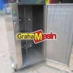 Mesin Centrifugal Minyak VCO | Alat Sentrifuse Minyak VCO | Mesin Bahan Minyak Kelapa