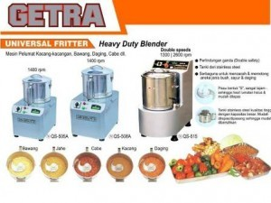 Universal Fritter Getra Murah | Blender Bumbu Masakan Murah