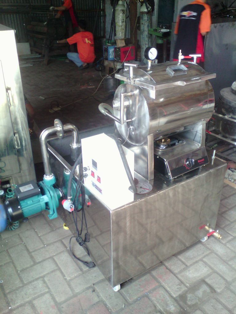 Gambar Mesin Vacuum Frying Canggih
