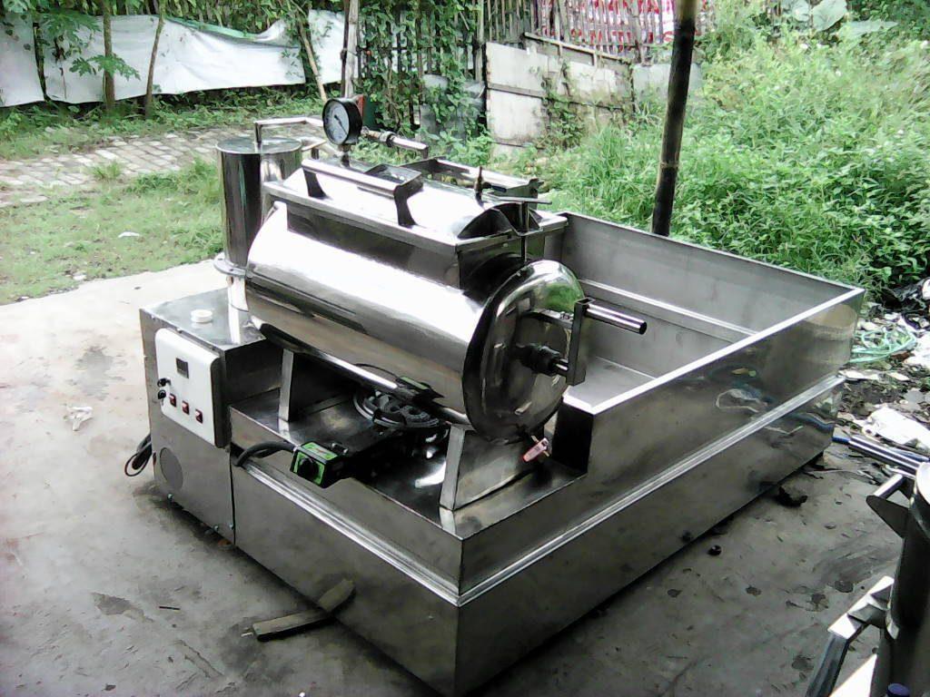 Gambar Mesin Vacuum Frying