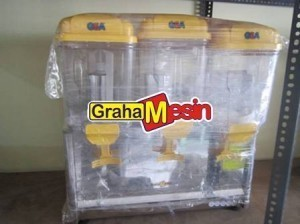 Mesin Jus Dispenser | Alat Dispenser Jus Buah | Mesin Juice Dispenser