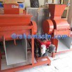 Mesin Mixer Kompos Canggih / Mesin Pengolah Kompos Pertanian