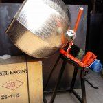 Mesin Seasoning Mixer | Alat Pengaduk Bumbu Kue