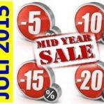 Harga Mesin 2015 MID YEAR SALE DISCOUNT! Jakarta Surabaya Malang