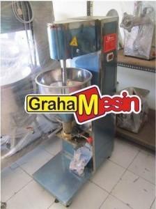 Mesin Cetak Bakso (alat pencetak daging bakso bulat)