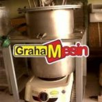 Mesin Presto Daging | Alat Pelunak Daging Ikan | Mesin Presto Lokal