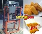 Alat Pencetak Nugget Full Ototomatis (Mesin Produksi Nugget)